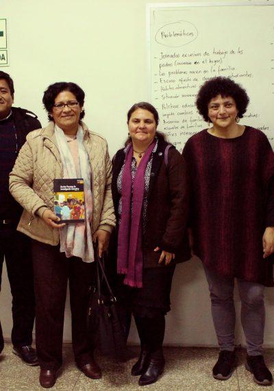 La SIEP en alianza con la ONG Alternativa realiza el taller